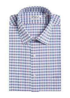 Van Heusen Regular-Fit Check Dress Shirt