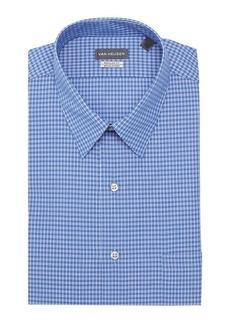 Van Heusen Textured Check Button-Down Shirt
