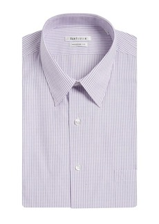 Van Heusen Stripe Cotton Dress Shirt