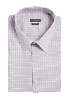 Van Heusen Slim-Fit Check Dress Shirt