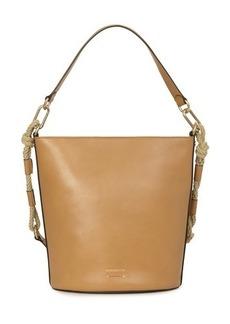 Vanessa Bruno Calfskin Leather Holly bucket bag