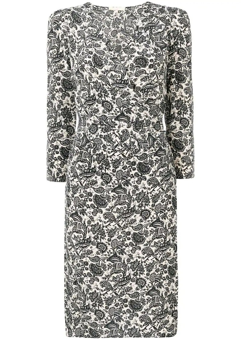 Vanessa Bruno floral print dress