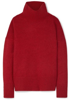 Vanessa Bruno Jafet Wool And Yak-blend Turtleneck Sweater