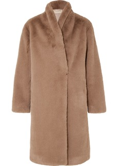 Vanessa Bruno Jerko Faux Fur Coat