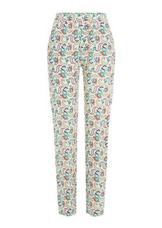 Vanessa Bruno Printed Pants