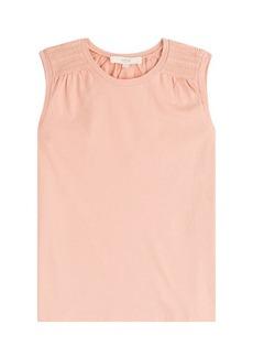 Vanessa Bruno Sleeveless Cotton Top