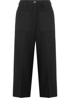 Vanessa Bruno Helias twill wide-leg pants