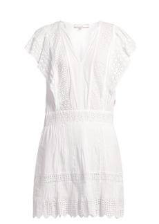 Vanessa Bruno Idaia cotton-blend dress