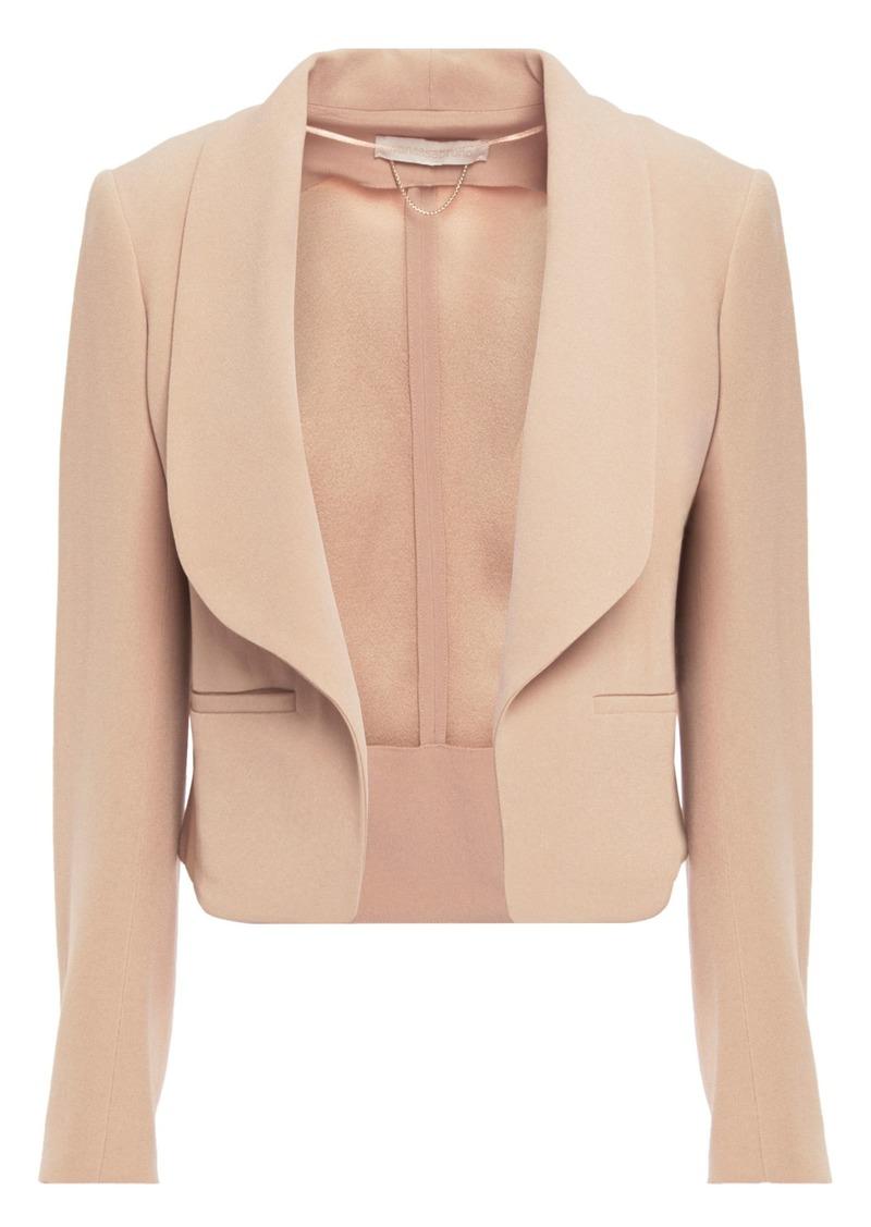 Vanessa Bruno Woman Crepe Blazer Blush