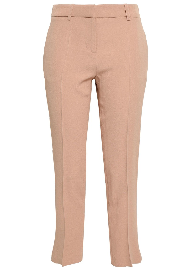 Vanessa Bruno Woman Moustique Cropped Crepe Slim-leg Pants Blush