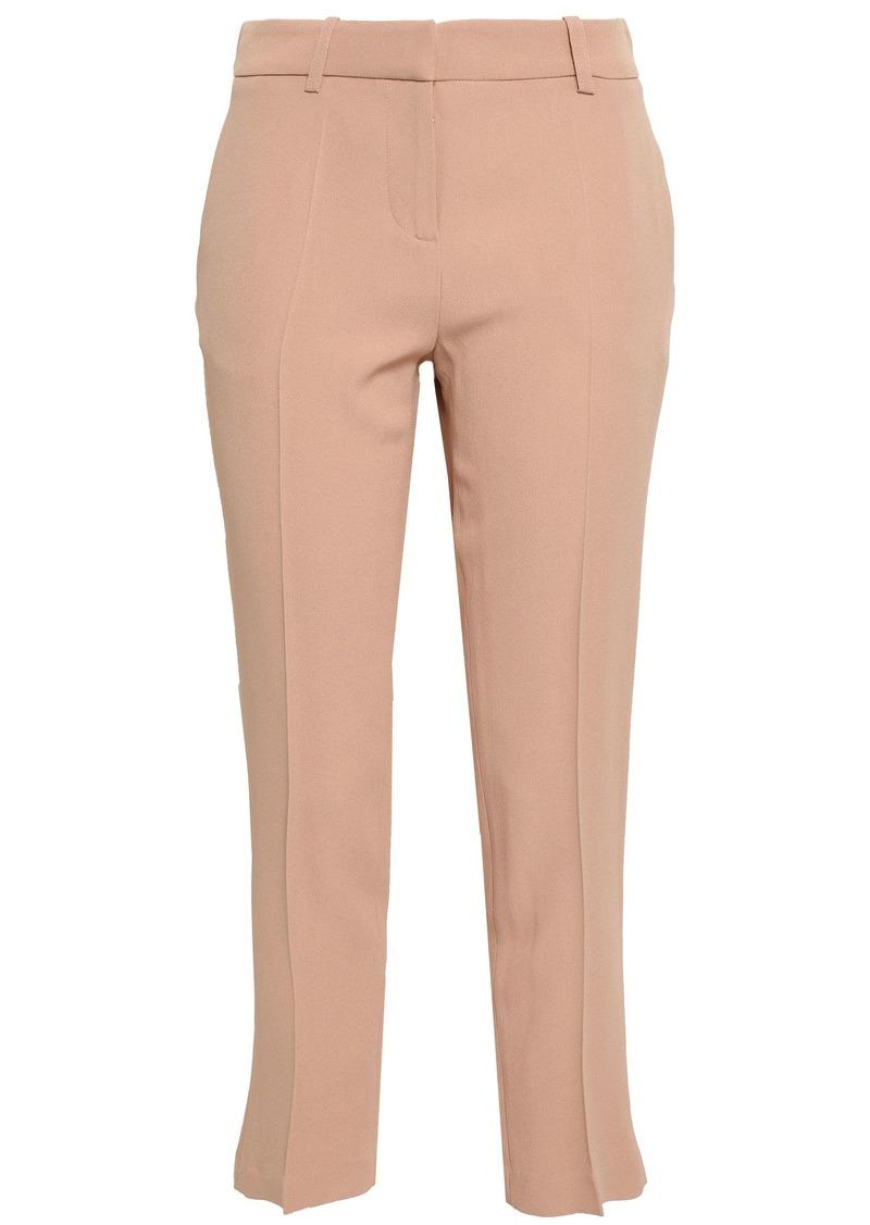 Vanessa Bruno Woman Moustique Cropped Crepe Slim-leg Pants Blush