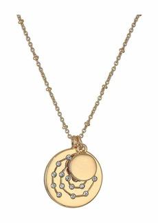 Vanessa Mooney The Divine Pendant Necklace