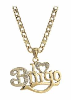 Vanessa Mooney The I Love Bingo Necklace