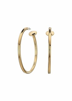 Vanessa Mooney The Large Cecilia Hoops Earrings