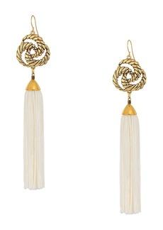 Vanessa Mooney The Valleta Tassel Earrings