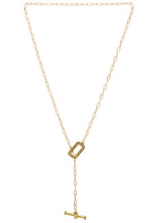 Vanessa Mooney Dallas Toggle Necklace