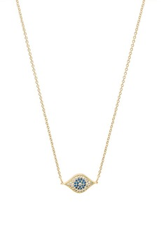 Vanessa Mooney Little Evil Eye Necklace