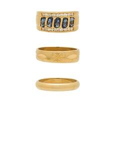 Vanessa Mooney Ring Set