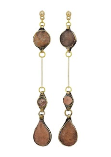 Vanessa Mooney The Aaliyah Drop Earrings