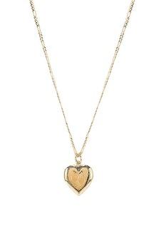 Vanessa Mooney The Lover Locket Necklace