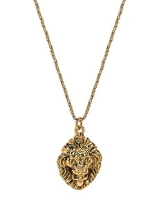Vanessa Mooney The Royals Lion Pendant Necklace