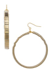 Vanessa Mooney The Skylar Hoop Earrings