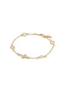 Vanessa Mooney The Unchained Cross Bracelet