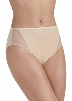 Vanity Fair Women's Breathable Luxe Hi Cut Panty 13181  Medium/6