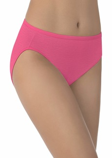 Vanity Fair Women's Illumination Hi Cut Panty 13108