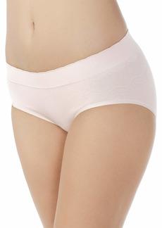 Vanity Fair Women's No Pinch-No Show Seamless Hip Brief Panty 18170  Medium/