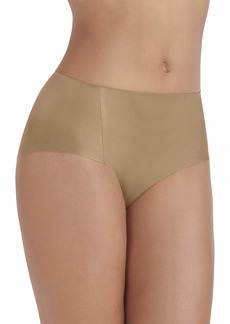 Vanity Fair Women's Underwear Nearly Invisible Panty  X-Large/8