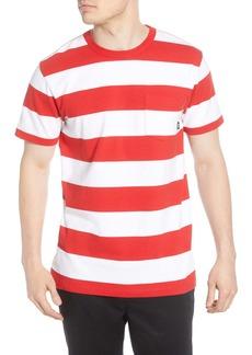 Vans Anaheim Issue Stripe Pocket T-Shirt