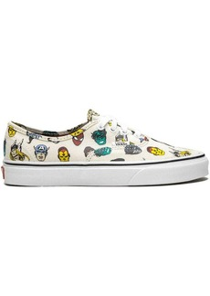 Vans Authentic superhero printed sneakers