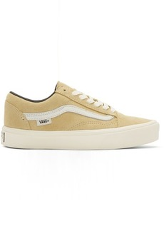 Vans Beige Old Skool Lite LX Sneakers