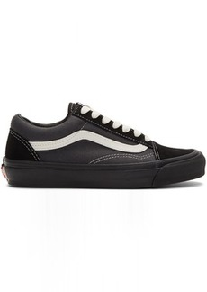 Vans Black & Grey OG Old Skool LX Sneakers