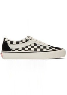 Vans Black & White Checkerboard Bold NI Sneakers