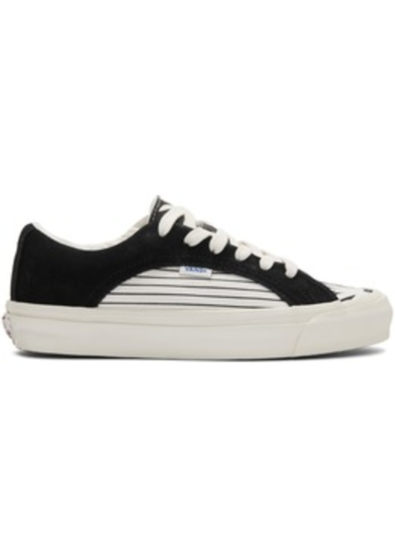 Vans Black & White OG Lampin LX Sneakers