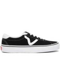 Vans Black & White Sport Sneakers