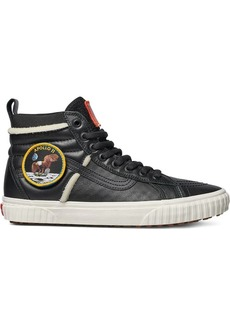 Vans black and white NASA sk8 hi 46 mte dx space voyager sneakers