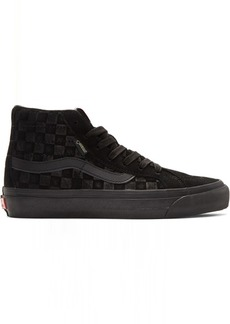 Vans Black Checkerboard OG Sk8-Hi GTX LX Sneakers