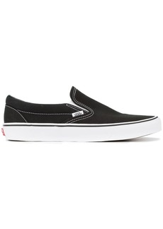 Vans Black Classic Slip On Sneakers