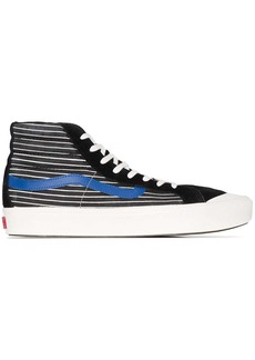 Vans black Comfycush 138 high-top sneakers