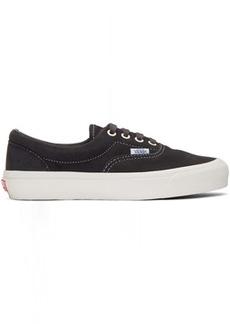 Vans Black OG Era Lx Sneakers