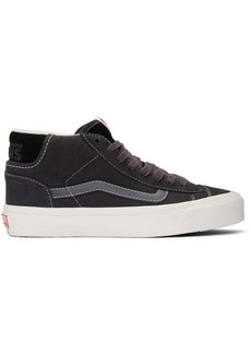 Vans Black OG Mid Skool Lx Sneakers