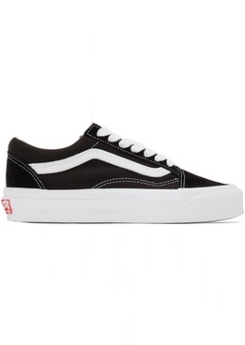 Vans Black OG Old Skool LX Sneakers