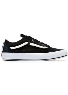 Vans Black Old Skool Rework suede low-top sneakers