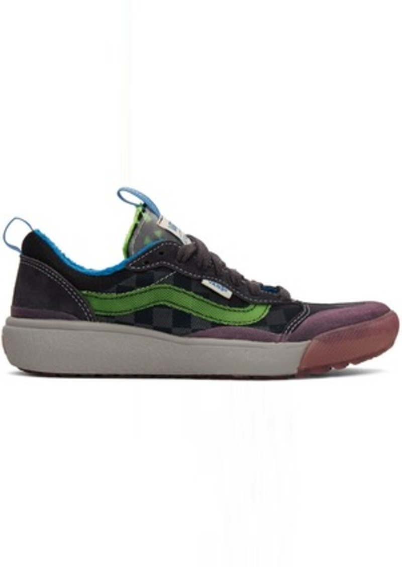 Vans Black Ultrarange Exo LX Sneakers