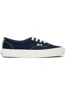 Vans Blue OG Authentic LX Sneakers