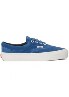 Vans Blue OG Era Lx Sneakers