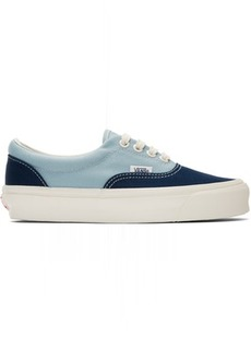 Vans Blue OG Era LX Sneakers